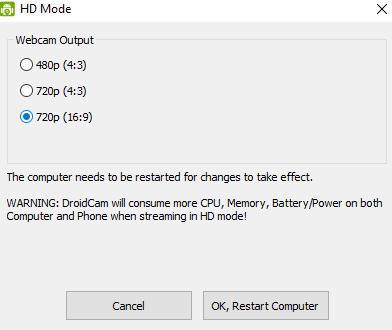 HD Mode | Dev47Apps